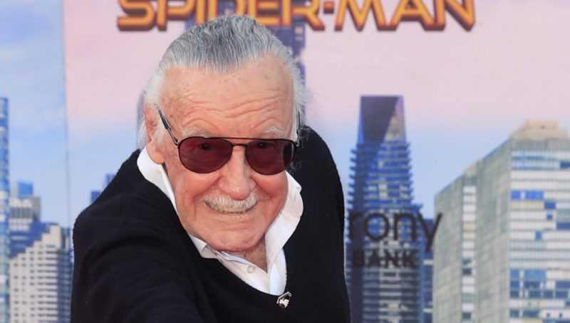 Muere Stan Lee, superhéroe de carne y hueso de Marvel, a los 95 años