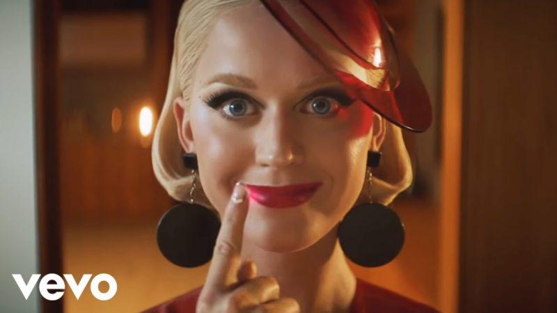 """Katy Perry se vuelve un robot en su nuevo videoclip """"365"""""""