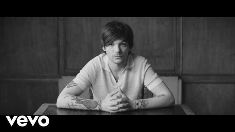 Louis Tomlinson estrena emotiva y nueva canción: Two of Us