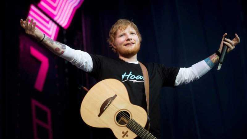 "Ed Sheeran lanza video en 3D para ""Cross me"""