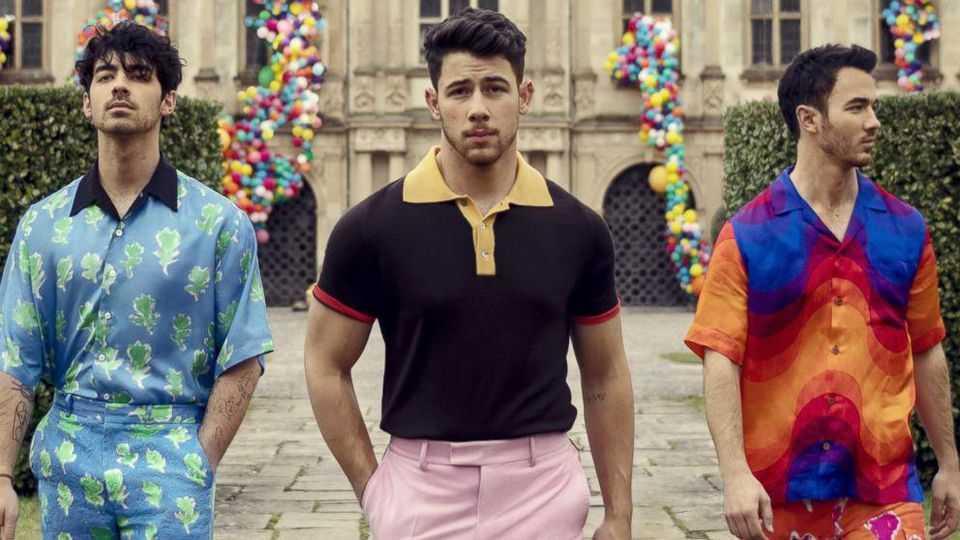 Los Jonas Brothers llegan a lo más alto de Billboard