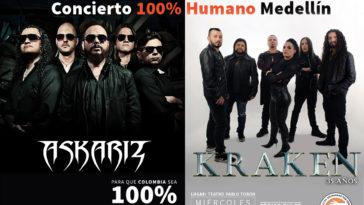 Fundación Solidaridad por Colombia lanza su primer concierto 100% Humano en la Ciudad de Medellín