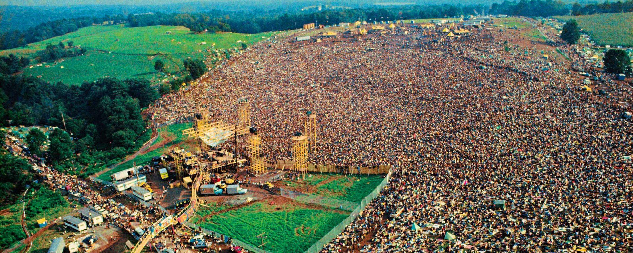 El festival Woodstock ahora será gratis
