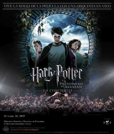 """Harry Potter de concierto en Bogotá: Orquesta Sinfónica de Colombia musicaliza """"El prisionero de Azkaban"""""""