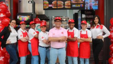 PRESTO la icónica cadena de hamburguesas y comidas rápidas colombiana sigue creciendo en el país