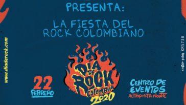 Día de Rock 2020: Sólo quedan 50 días para la verdadera fiesta de rock colombiano