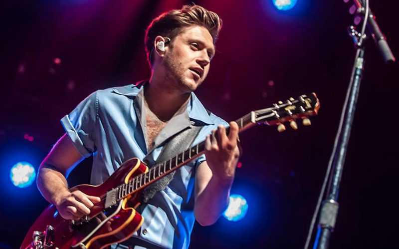 Niall Horan regresa de concierto a Colombia con su Nice To Meet Ya Tour 2020