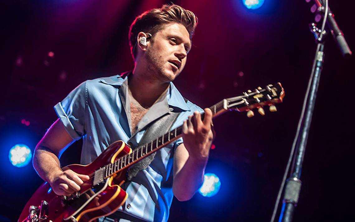 Niall Horan regresa de concierto a Colombia con su Nice To Meet Ya Tour 2020