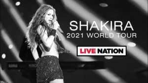 Shakira anuncia tour 2021 después del éxito en Superbowl