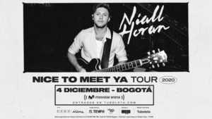 Niall Horan en Colombia Nice To Meet Ya Tour 2020: Precios y toda la información