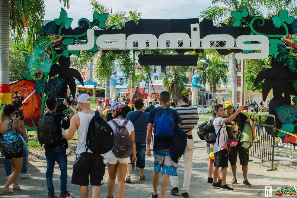 El Jamming Festival se aplaza para noviembre por Coronavirus