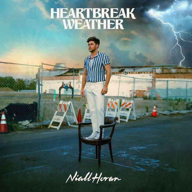 "Niall Horan lanza su nuevo álbum ""Heartbreak Weather"""