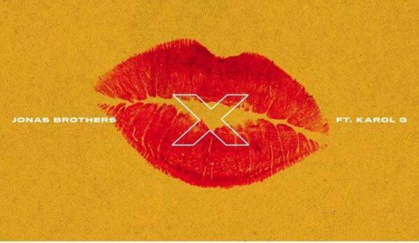 Jonas Brothers y Karol G se unen en su nueva canción 'X'