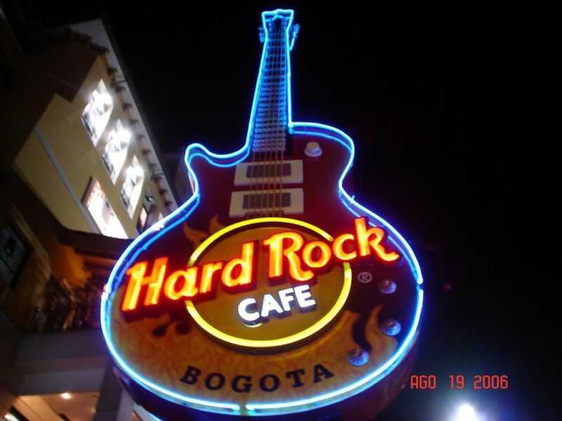 Hard Rock Café cierra definitivamente sus puertas en Bogotá