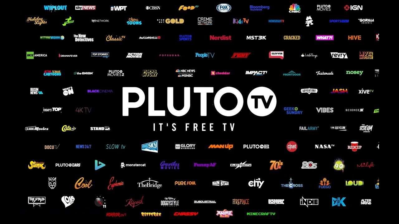 Pluto TV, el servicio de streaming gratis clasico llega a Latinoamérica