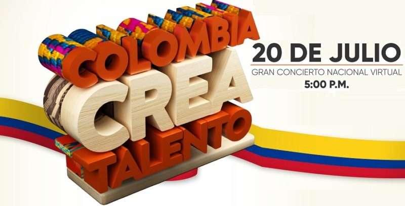 Colombia Crea Talento