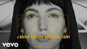 """J. Balvin, Dua Lipa y Bad Bunny juntos en """"Un día (One Day)"""""""