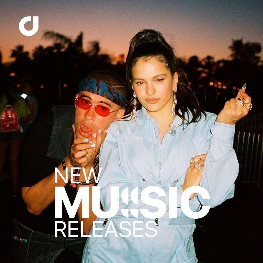New Music Friday - New Music Releases
