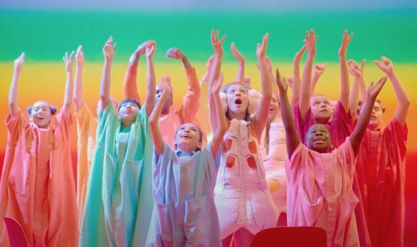 Sia presenta su nueva película: Music