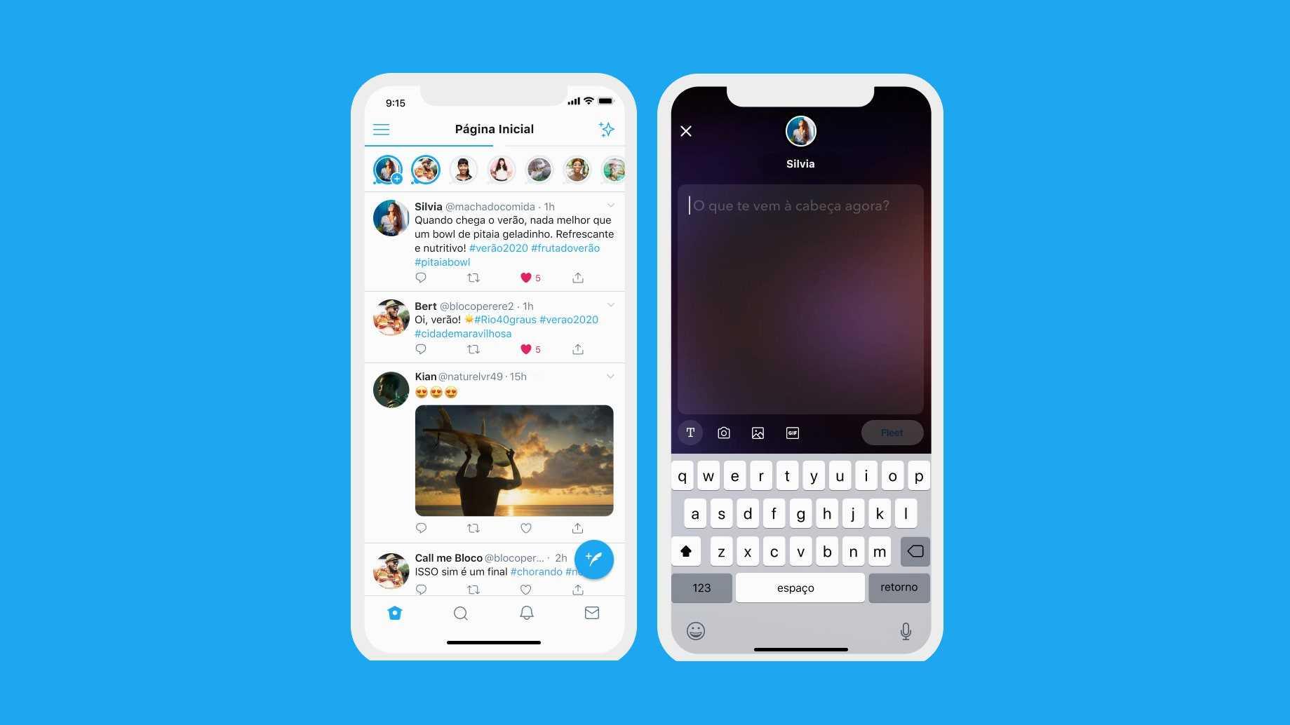 Twitter lanza finalmente sus propias historias: Los Fleets