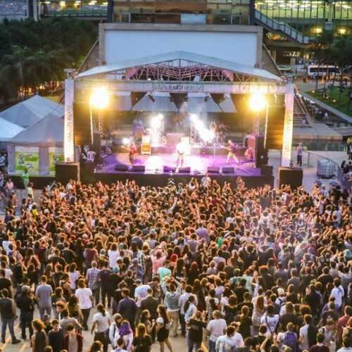Disfruta el Festival Viva el Planeta Home Edition 2020