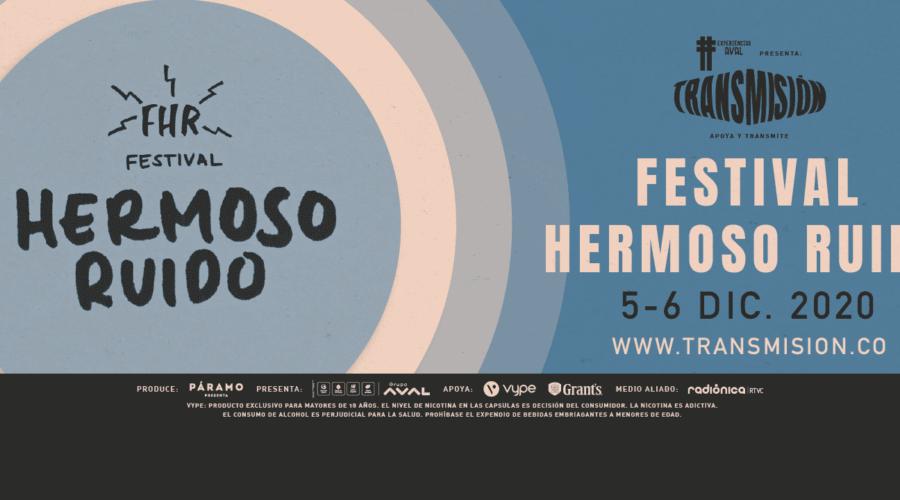 Así podrás disfrutar del festival Hermoso ruido totalmente gratis