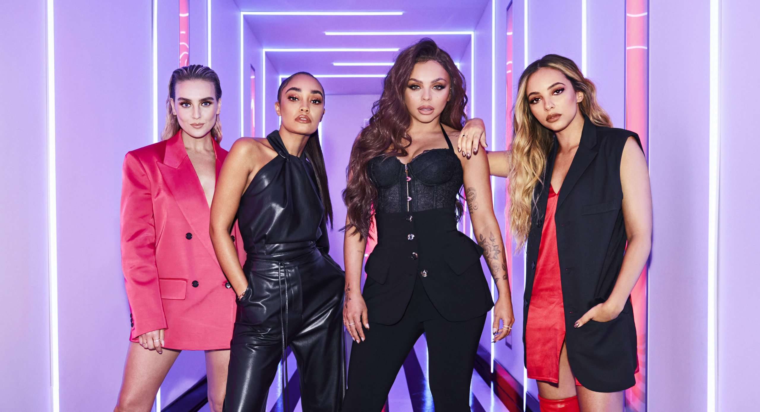 Little Mix anuncia que Jesy Nelson abandona el grupo por razones médicas