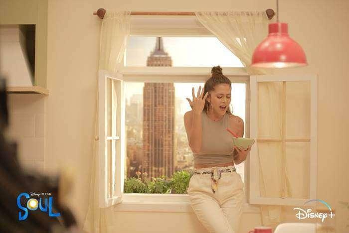 """Greeicy lanza su video de """"Así Es La Vida"""", inspirada en la película de Disney, SOUL"""