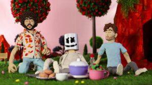 Escucha el nuevo single de Vance Joy & Marshmello, 'You'