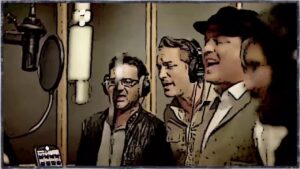 "Bacilos Estrena ""Caraluna""(Re-Recorded) con Carlos Vives"