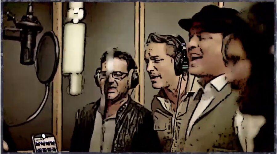 """Bacilos Estrena """"Caraluna""""(Re-Recorded) con Carlos Vives"""