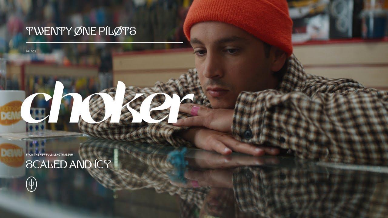 """Twenty One Pilots estrena nuevo single y video """"Choker"""""""