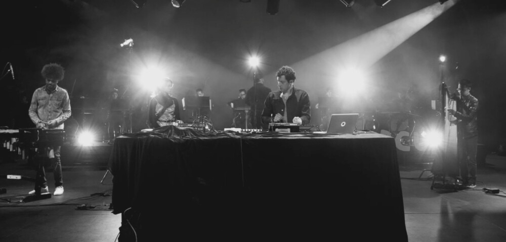 """Julio Victoria presenta """"Ciel"""" en vivo junto a la Orquesta Sinfónica de la Juventud"""